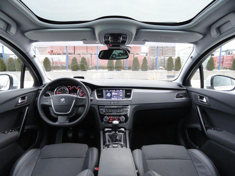 Auto sport 41 for Interieur 508 sw